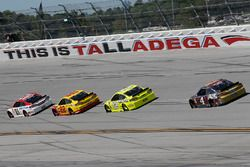 Paul Menard, Wood Brothers Racing, Ford Fusion Motorcraft / Quick Lane Tire & Auto Center Joey Logano, Team Penske, Ford Fusion Shell Pennzoil Ryan Blaney, Team Penske, Ford Fusion Menards/Richmond Kevin Harvick, Stewart-Haas Racing, Ford Fusion Busch Beer Flannel