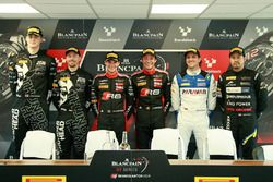 Ganador de la clase después de la calificación: #17 Team WRT Audi R8 LMS: Stuart Leonard, Frederic Vervisch, #90 Akka ASP Team Mercedes-AMG GT3: Jack Manchester, Nico Bastian, #26 Sainteloc Racing Audi R8 LMS: Nyls Stievenart, Markus Winkelhock