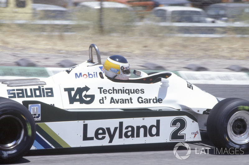 Carlos Reutemann, Williams FW07C-Ford Cosworth