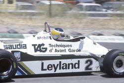 Carlos Reutemann, Williams FW07C-Ford Cosworth