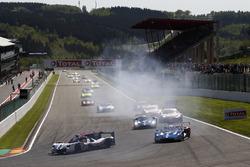 #50 Larbre Competition Ligier JSP217: Erwin Creed, Romano Ricci, Julien Canal