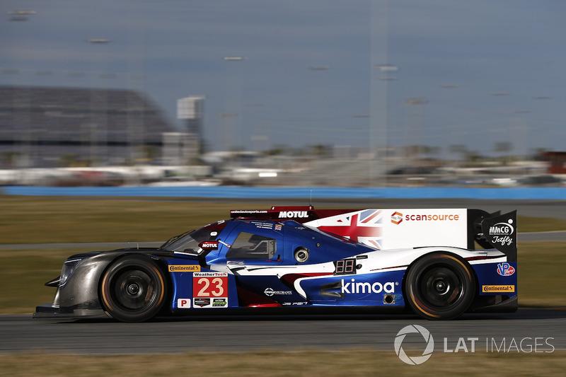 36. #23 United Autosports Ligier: Lando Norris (LMP2)