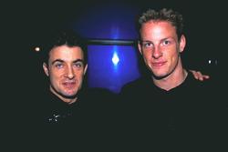 Дженсон Баттон и Жан Алези, Prost Grand Prix