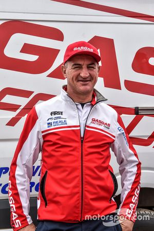 Giovanni Sala, GasGas Rally Team
