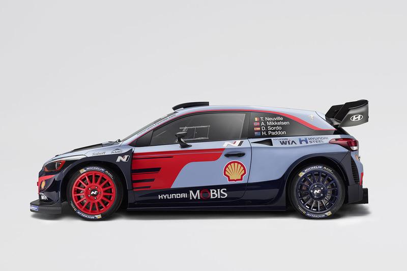 Hyundai i20 Coupe WRC