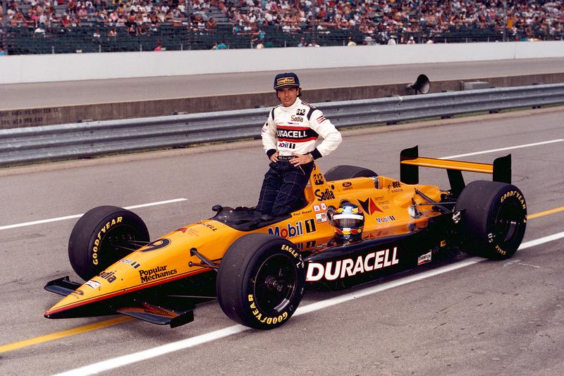 Raul Boesel, Dick Simon Racing, Lola-Ford