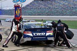 Kasey Kahne, Leavine Family Racing, Chevrolet Camaro Tommy Williams Drywall