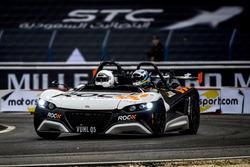 René Rast of Team Germany driving the VUHL 05 ROC Edition