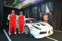 Ferrari 488 CHallenge, Ferrari Jakarta
