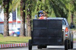 أندريا دوفيزيوزو، فريق دوكاتي بعد الحادث