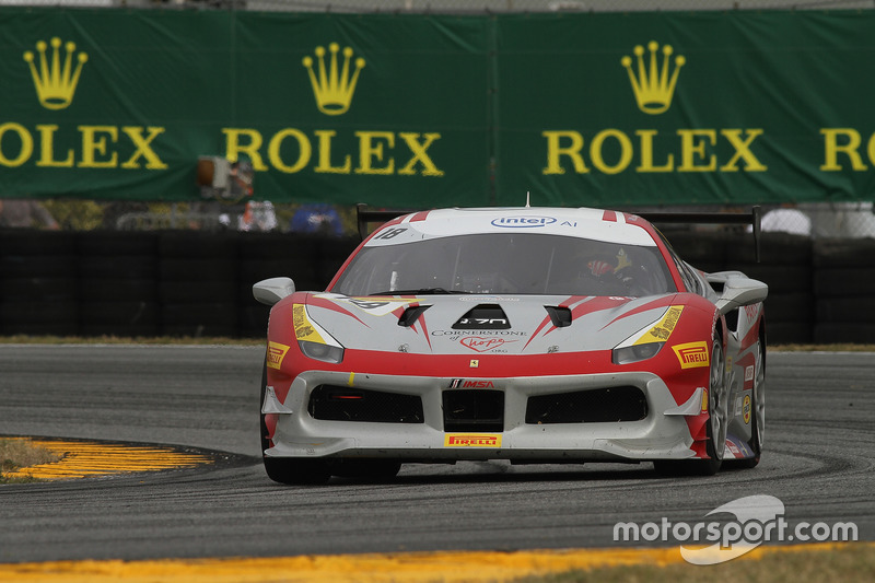 #28 Ferrari of Long Island: Joseph Rubbo