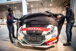 Marco Pollara e Giuseppe Princiotto svelano la loro Peugeot 208 T16 R5
