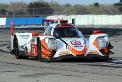 ORECA LMP2 (№54) команды CORE autosport