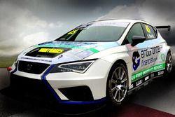 SEAT Leon TCR DSG, Carl Swift