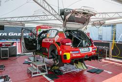 Citroën World Rally Team área