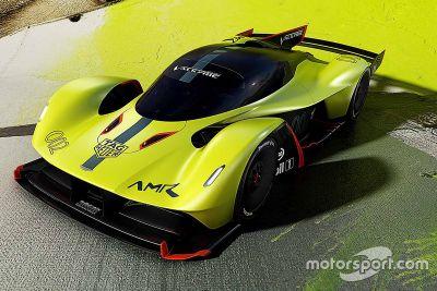 Aston Martin Valkyrie AMR Pro unveil