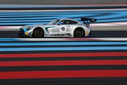 #49 Ram Racing, Mercedes-AMG GT3: Salih Yoluc, Euan Hankey, Darren Burke