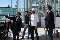 Lewis Hamilton, Mercedes-AMG F1, Toto Wolff, Mercedes AMG F1 Motorsporları Direktörü