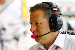 Zak Brown, McLaren teknoloji grubu