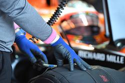 Guantes de mecánicos de McLaren