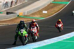 Sylvain Guintoli, Puccetti Racing, Lorenzo Savadori, Milwaukee Aprilia