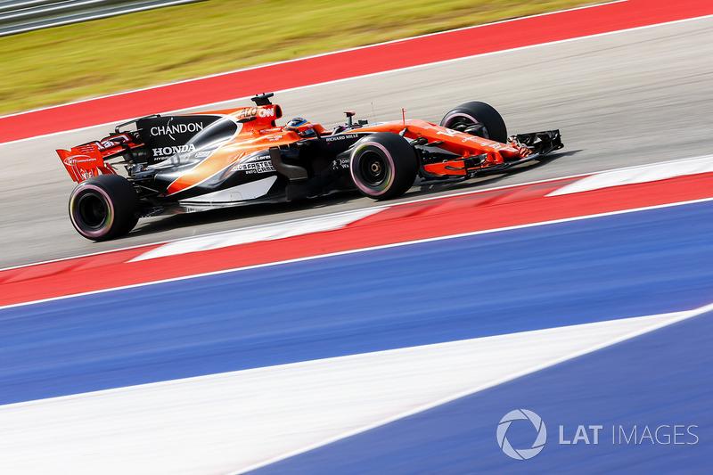 9. Fernando Alonso, McLaren MCL32