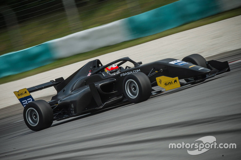 Akash Gowda (Asian F3, Malaysia)