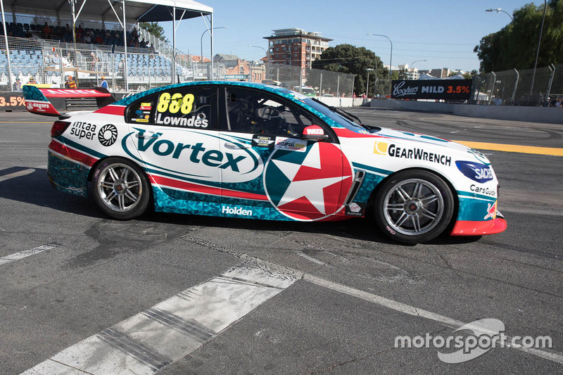 #888: Craig Lowndes, Triple Eight Race Engineering, Holden