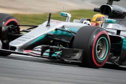 Lewis Hamilton, Mercedes AMG F1 W08 W08