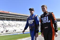 Kyle Busch, Kyle Busch Motorsports Toyota and Christopher Bell, Kyle Busch Motorsports Toyota