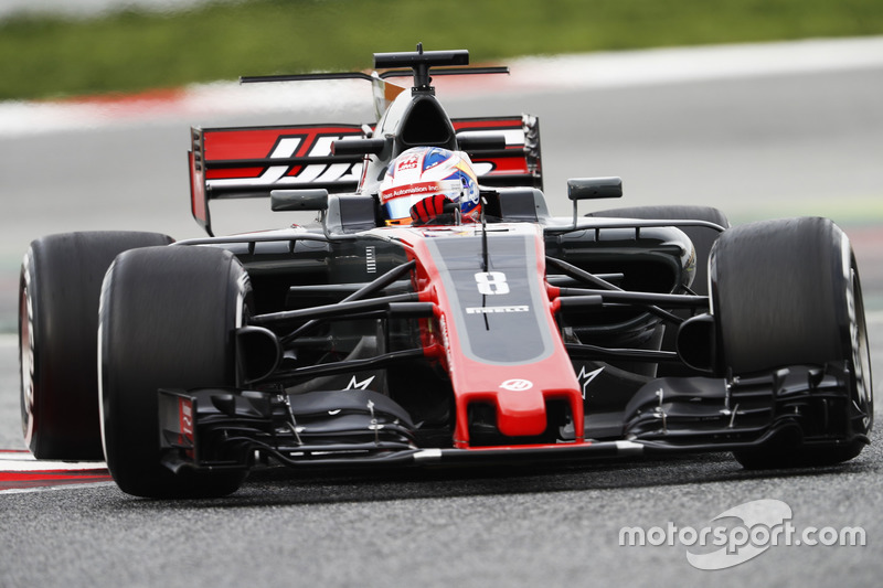 Romain Grosjean, Haas F1 Team