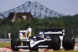 Derek Warwick, Brabham BT55-BMW