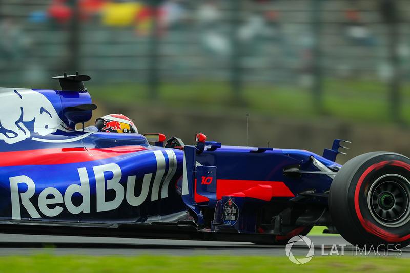 14: Pierre Gasly, Scuderia Toro Rosso STR12