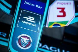 Le logo de la Formule E