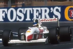 Michele Alboreto, Footwork FA12 Ford
