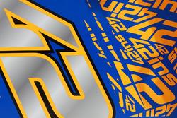 Startnummer 42: Alex Rins, Team Suzuki MotoGP