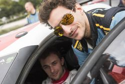 Lorenzo Bertelli, Stéphane Lefebvre, Citroën World Rally Team