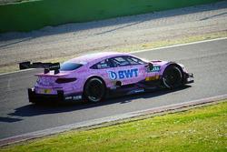 Джеймс Хинчклифф, Team HWA AG, Mercedes-AMG C63 DTM