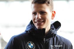 Nico Menzel, Walkenhorst Motorsport, BMW M6 GT3