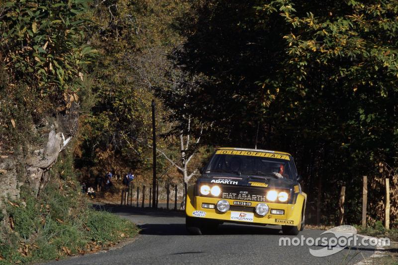 FIAT (3 veces: 1977, 1978 y 1980)