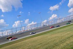 Brendan Gaughan, Richard Childress Racing Chevrolet, Michael Annett, JR Motorsports Chevrolet, Ty Di