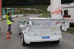 Romeo Nüssli, Ford Escort Cosworth, ACS, Inizio prove