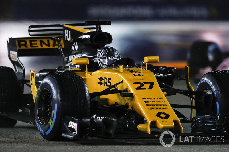 Acarició no ser el piloto con más grandes premios sin lograr su primer podio