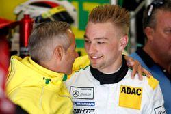 #48 Mann-Filter Team HTP Motorsport, Mercedes-AMG GT3: Indy Dontje