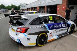 Josh Price, Team BMR, Subaru Levorg