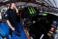 Tony Stewart and Kurt Busch, Stewart-Haas Racing Ford