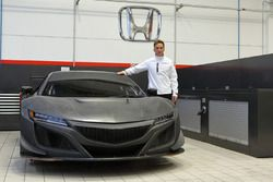 Renger van der Zande, Honda NSX GT3
