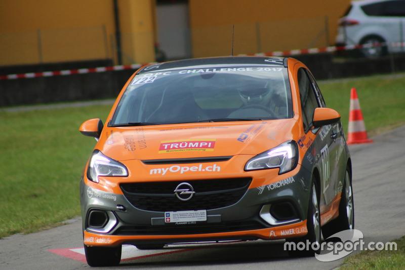 Sandro Fehr, Opel Corsa OPC, Flammer Speed Team, Gara 1