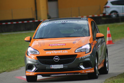 Sandro Fehr, Opel Corsa OPC, Flammer Speed Team, Course 1