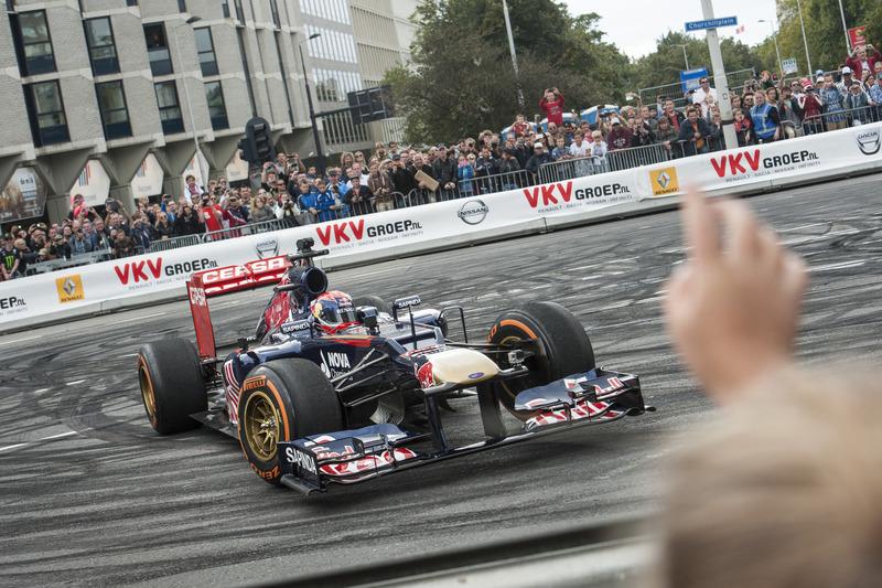 Max Verstappen, City Racing Rotterdam